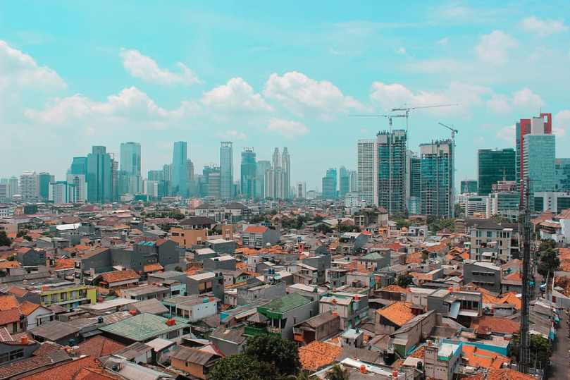jakarta-indonesia-city-building